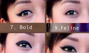 9 cách kẻ mắt bằng gel đẹp, chuẩn