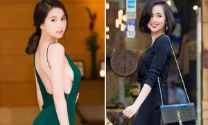 Sao style 21/11: Ngọc Trinh khoe ngực, Tâm Tít kín mít