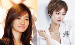 Sao nữ Hàn đẹp thấy rõ nhờ cách trang điểm
