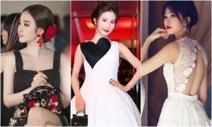 10 mỹ nhân Việt trang điểm đậm mà không già