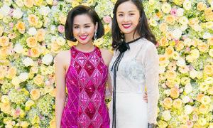 Sao style 22/12: Tâm Tít diện váy Balmain x H&M đọ sắc bên Hạ Vi