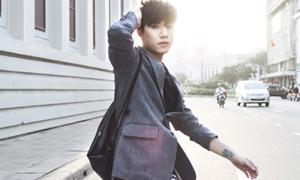 'Tình cũ' Quỳnh Anh Shyn phối đồ chất không kém sao Hàn