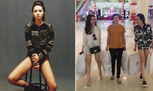 Sao Việt 29/12: Hải Băng mặc quần 'như không', Phương Trinh mua sắm thả ga