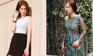 Sao style 5/3: 'Song Trinh' đẹp ngang ngửa với style đối lập