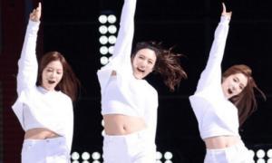 Red Velvet bị chế giễu vì đùi to, eo bánh mì