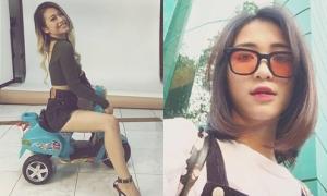 Sao Việt 13/3: Mia chơi với 'xe khủng', Hòa Minzy tuyển trai đẹp giống Song Joong Ki