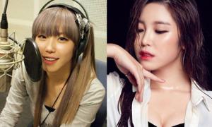 5 sao nữ Hàn gây ngạc nhiên vì ngày càng xinh đẹp