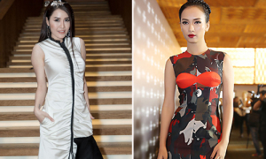 Giải cứu mặc xấu 3: Quế Vân đắp 'vải thừa' lên váy, Ái Phương khoe nội y kiểu mới