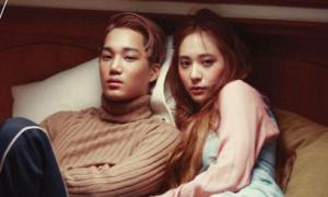 Kai (EXO) - Krystal (Fx) thừa nhận hẹn hò