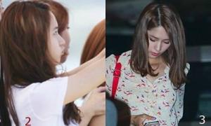 3 bức ảnh khiến fan không phân biệt nổi Krystal - Yoon Ah