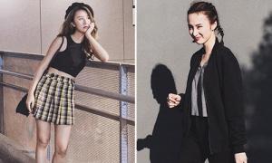 Sao style 5/5: Quỳnh Anh Shyn như nữ sinh Mỹ, Phương Trinh nhí nhảnh bất ngờ