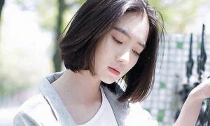Kiểu tóc ngắn cực xinh 90% hot girl Hàn đều chọn cắt