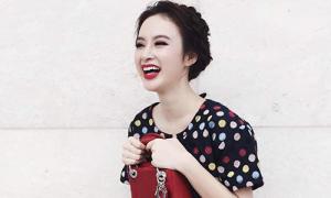 4 kiểu tóc đẹp khi xuống phố ngày hè của Angela Phương Trinh