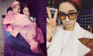Sao Việt 5/6: Thanh Duy đắp chung chăn với Hương Giang idol, Hòa Minzy giống hệt Sơn Tùng M-TP