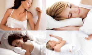 Tư thế ngủ tiết lộ điều khao khát trong tình yêu của bạn