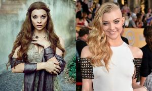 Dàn sao 'Game of Thrones' trông thế nào ngoài đời thực