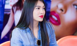 Á hậu Lệ Hằng tiết lộ chuyện bị chơi xấu ở Hoa hậu Hoàn vũ