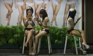 Cuộc sống sôi động về đêm tại thiên đường tình dục ở Thái Lan