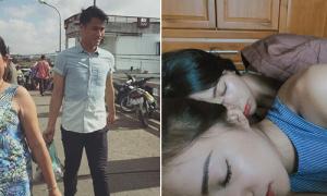 Sao Việt 13/8: Mạc Hồng Quân đi chợ giúp vợ, Sa Lim - Quỳnh Anh Shyn ngủ như chị em
