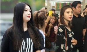 Joy Red Velvet giảm 8 cân, nhan sắc càng nổi bật
