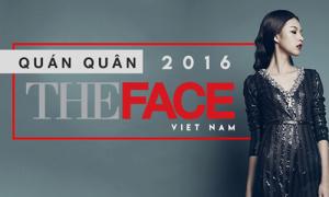 Phí Phương Anh là quán quân The Face mùa đầu tiên