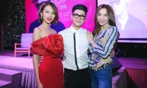 Noo Phước Thịnh được sao Việt 'tiếp sức' trước 'Asia Song Festival 2016'