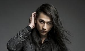 Isaac hẳn là mỹ nam để tóc dài đẹp nhất Vbiz