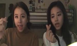 Tzuyu, Chae Young nửa đêm cover 'Bút dứa, bút táo'