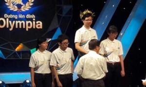 Rò rỉ tin 'cậu bé Google' lọt chung kết Olympia 17