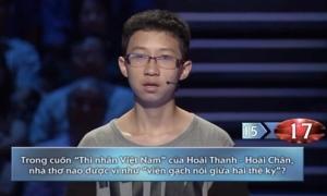 Những màn đấu trí thần tốc của 'cậu bé Google' Nhật Minh