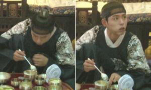 'Thái tử' Bo Gum chuyên ăn vãi cơm