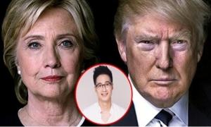 JVevermind vạch 3 lý do Donald Trump 'đánh bại' Clinton để làm tổng thống