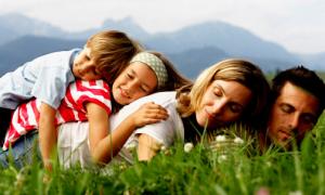 Gia đình tương lai của bạn hạnh phúc hay bi kịch