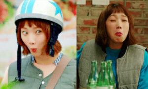 'Tiên nữ cử tạ' Lee Sung Kyung là 'thánh biểu cảm' mới của màn ảnh Hàn