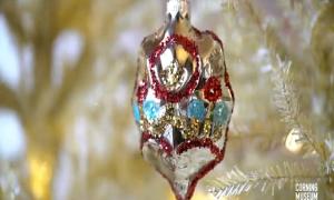 Quá trình chế tác đồ trang trí cây thông Noel