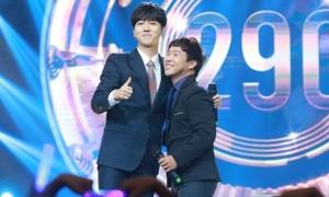 Chàng trai Việt song ca ngọt ngào với Yesung (Super Junior) trên truyền hình