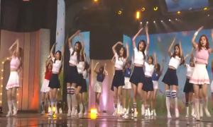 G-Friend, I.O.I, Twice, Red Velvet hát hit của SNSD