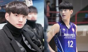 VĐV bóng chuyền đẹp trai như Kim Soo Hyun