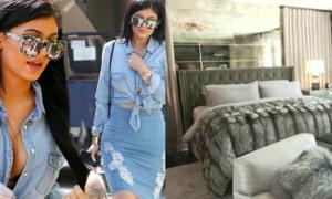Phòng ngủ từ xa hoa tới giản dị của 3 hot girl nổi tiếng Hollywood