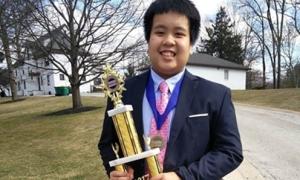 Thành tích của Đỗ Nhật Nam trong 3 năm du học Mỹ