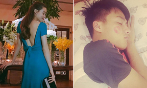 Sao Việt 30/3: Hà Hồ gợi cảm đi hẹn hò, Mạc Hồng Quân bị vợ hôn trộm