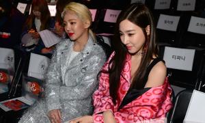 Hyo Yeon đổi style sang chảnh sau khi bị chê 'thảm họa'
