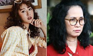 Quỳnh Anh Shyn gây thích thú với mốt tóc 'mẹ chồng'