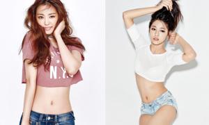Những idol nữ khoe dáng đẹp như mơ trong hậu trường chụp hình