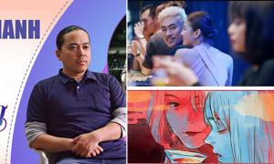 Đạo diễn 'Em chưa 18': Chúng tôi không sao chép truyện tranh Trung Quốc