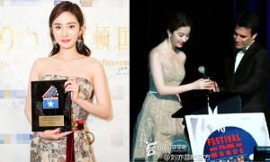Sao Hoa ngữ bị chê cười vì nhận giải thưởng quốc tế tầm cỡ 'ao làng'