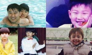 Quiz: Nhìn ảnh ấu thơ đoán tên idol Kpop (3)