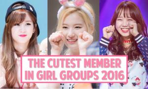 10 cô nàng cute lạc lối trong girlgroup Kpop