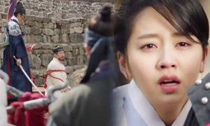 Mặt nạ quân chủ: Thế tử và Ga Eun đều phải nhìn cha chết thảm