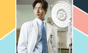 Quiz: Đoán phim về đề tài bác sĩ qua sao Hàn